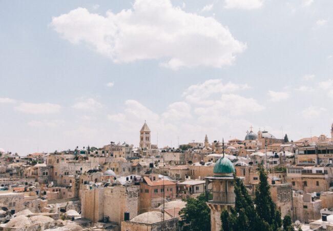 Die Erwählung Jerusalems