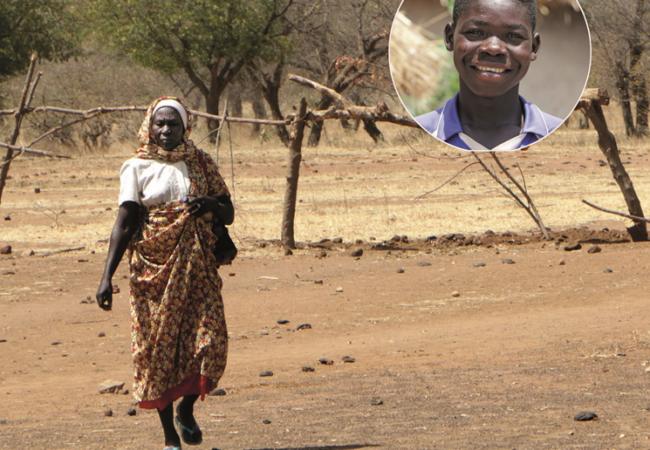 Adamo überlebte einen Angriff von Boko Haram